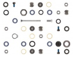 Crank Brothers Rebuild Kit 3 i 11 Egg Beater/ Candy/ Mallet