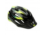 Bell Event XC Black-Yellow kask MTB