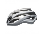 Bell Overdrive White Silver M kask szosa