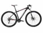 Breezer Storm Expert 29 Gloss Black w/ Silver and Red 2014