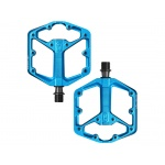 CrankBrothers Stamp 3 pedały blue Small