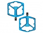 CrankBrothers Stamp 3 pedały blue Large
