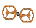 CrankBrothers Stamp 7 pedały Limited Edition orange Small