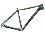 Cube Analog 29 rama MTB grey/black/green