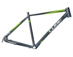 Cube Cross Pro rama Alu trekking cross anthrazit silver green