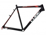 Cube Cross Race rama Alu black/red