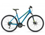 Cube Curve Pro blue green Lady 2014