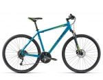 Cube Curve Pro blue green 2014