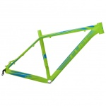 "LTD 29"" rama MTB green blue rozmiar 23"""