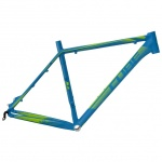 LTD Race 29 blue green rama MTB rozmiar 23""