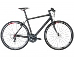 Cube SL Cross Race black anodized 2013