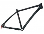 Cube Tonopah 28 rama cross black anodized