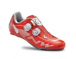 Northwave Evolution Plus buty szosa red/white 39.5