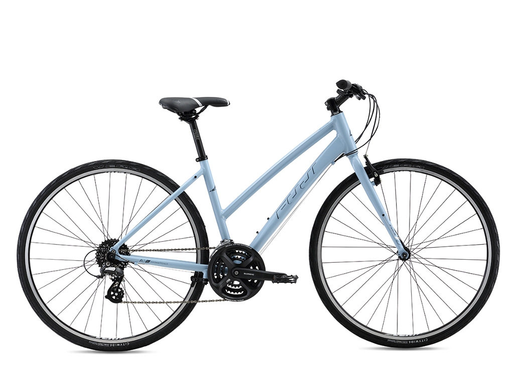 Fuji Absolute 2.1 ST Grey/Blue Women 2016 17""