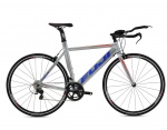 Fuji Aloha 1.1 Brushed Aluminum 2016 Triathlon 52cm