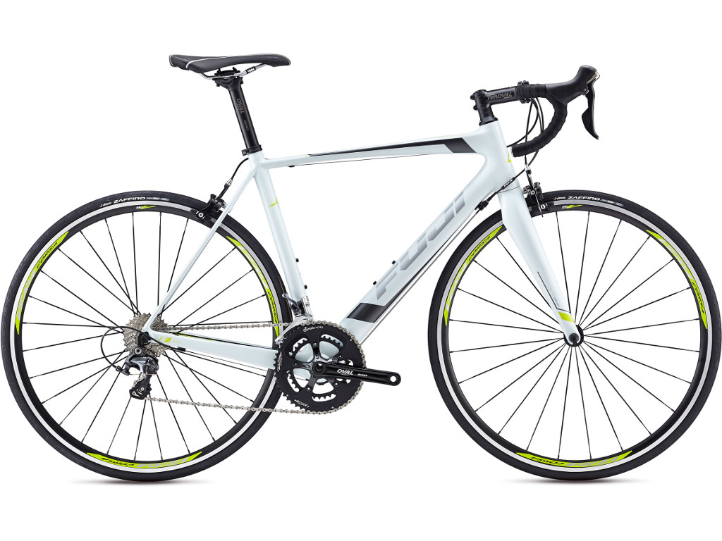 Fuji Altamira 1.1 Carbon White 2016 58cm