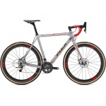 Fuji Altamira 1.1 CX Carbon Silver Green 2016 56cm