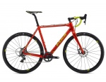 Fuji Altamira 1.3 CX Carbon Red Orange Citrus 2016 49cm