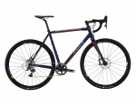 Fuji Cross 1.1 Navy 2016 rower Cyclocross 50cm