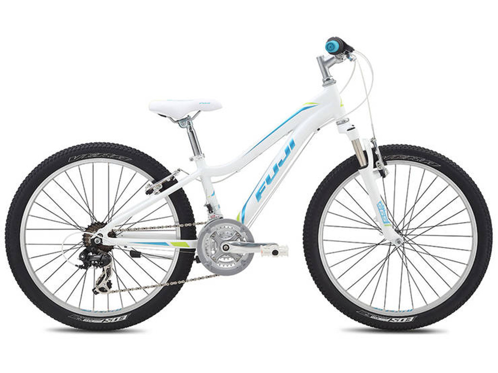 Fuji Dynamite 24 Comp Girl White/Blue 2015