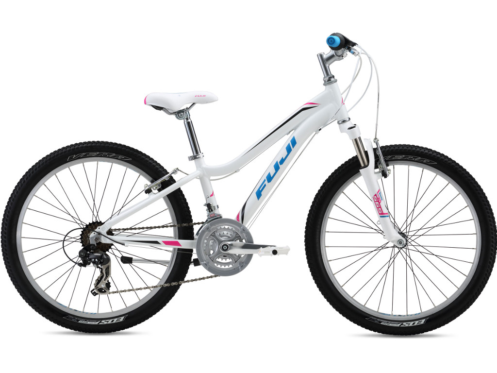 Fuji Dynamite 24 Comp Girl White/Sky Blue 2016