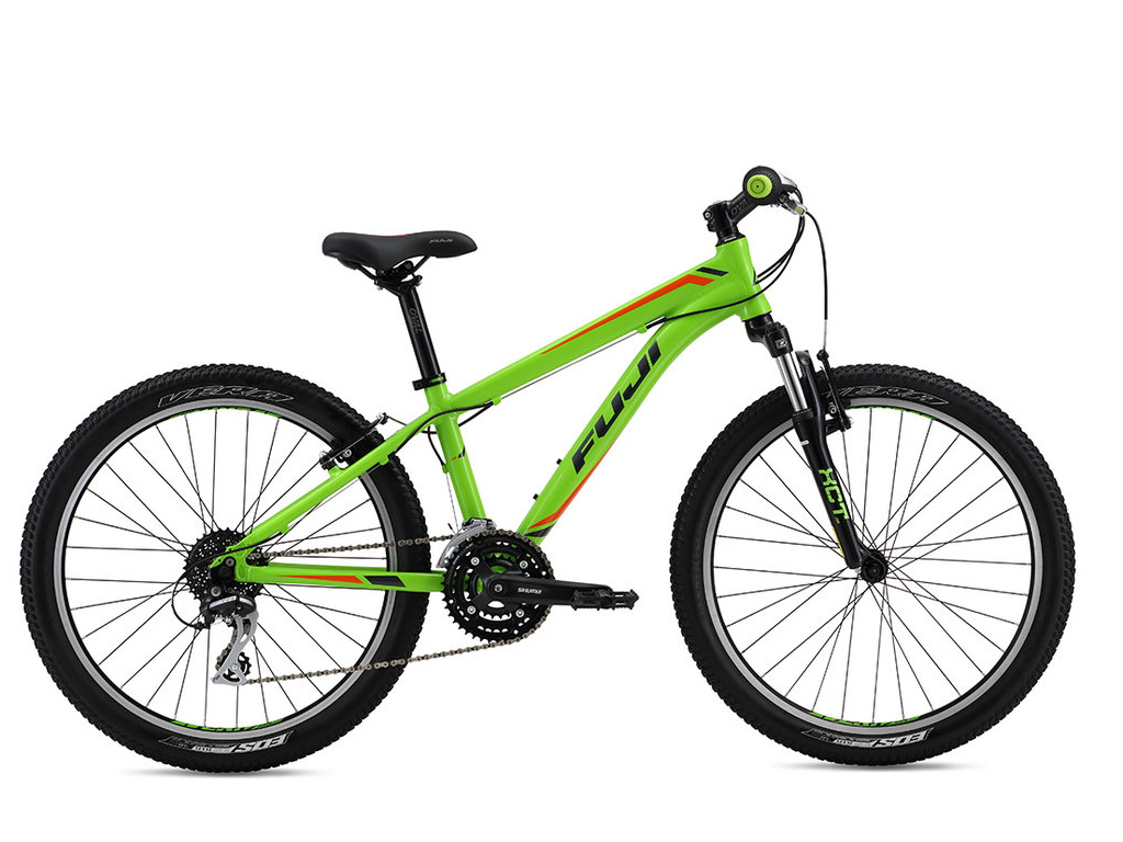 Fuji Dynamite 24 Pro Green/Orange 2016