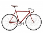 Fuji Feather Red 2016 rower single-speed 54cm