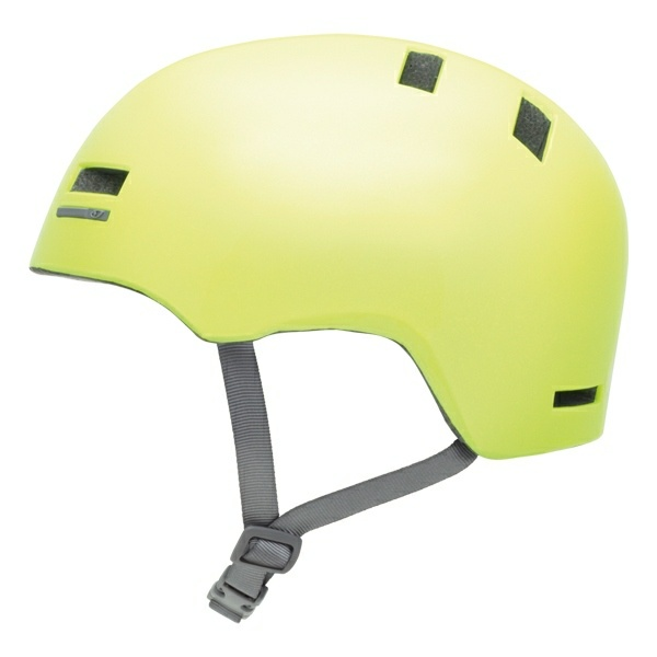 Giro Section limonkowy kask M