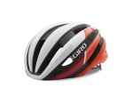 Giro Synthe mat white red kask S 51-55 cm