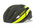Giro Synthe Mips mat olive/citron kask M 55-59 cm