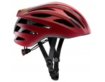 Mavic Aksium Elite kask miejski szosa MTB red/black