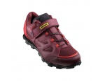 Mavic Echappee Trail Elite Women damskie buty bordowe 38