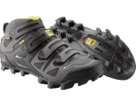 Mavic Scree grafitowe buty MTB SPD Gore-Tex 40 2/3
