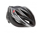 Met Forte anthracite white kask L 59-62cm