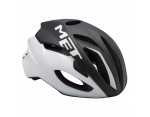 Met Rivale HES black/white kask L 59-62cm
