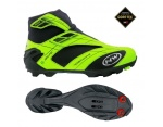 Northwave Arctic Commuter GTX buty MTB Gore Tex yellow fluo/black r.42
