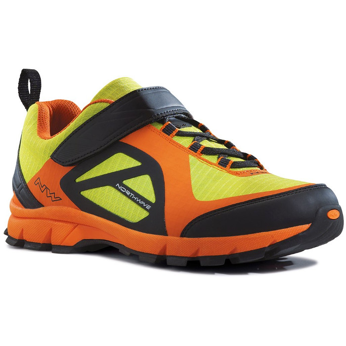Northwave Escape Evo black lime orange MTB buty 42