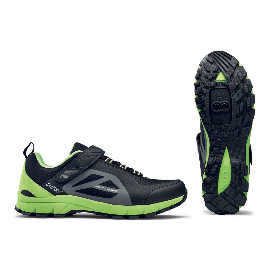 Northwave Escape Evo black green MTB buty 43