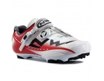 Northwave Extreme Tech buty MTB white/red