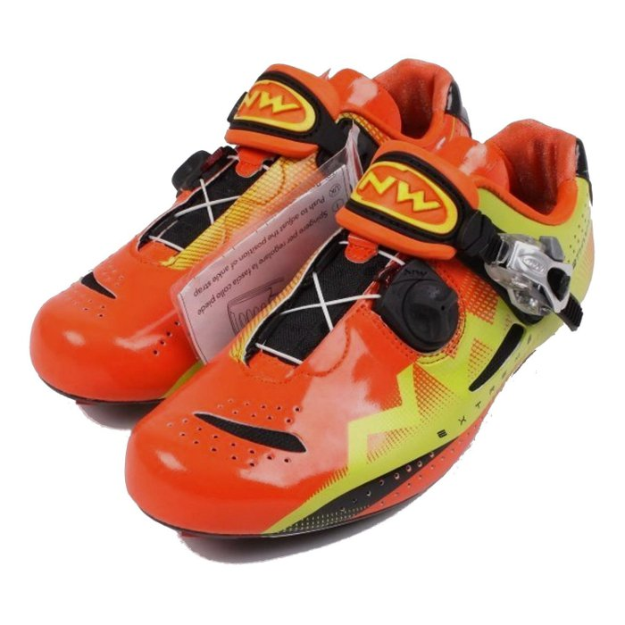 Northwave Extreme Tech orange buty szosa 46