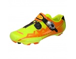 Northwave Extreme Tech yellow orange buty MTB 45.5