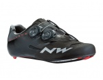 Northwave Extreme Tech Plus buty szosa black matt 42.5