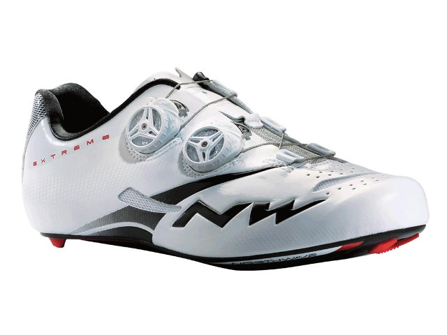 Northwave Extreme Tech Plus white szosa buty 44