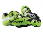 Northwave Extreme Tech Plus buty MTB green/black