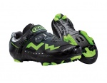 Northwave Extreme Tech buty MTB black/green