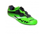 Northwave Extreme Tech Plus green fluo szosa buty 42.5