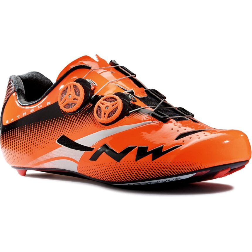 Northwave Extreme Tech Plus orange fluo buty szosa 44
