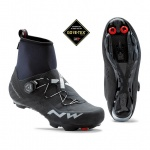 Northwave Extreme XCM GTX Winter black MTB buty 41