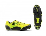Northwave Ghost XCM yellow fluo black MTB buty 40