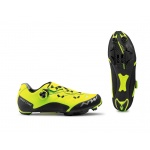Northwave Ghost XCM yellow fluo black MTB buty 46